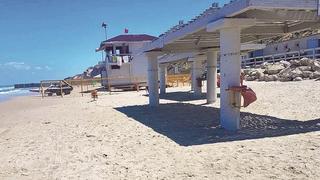 חוף צאנז השומם