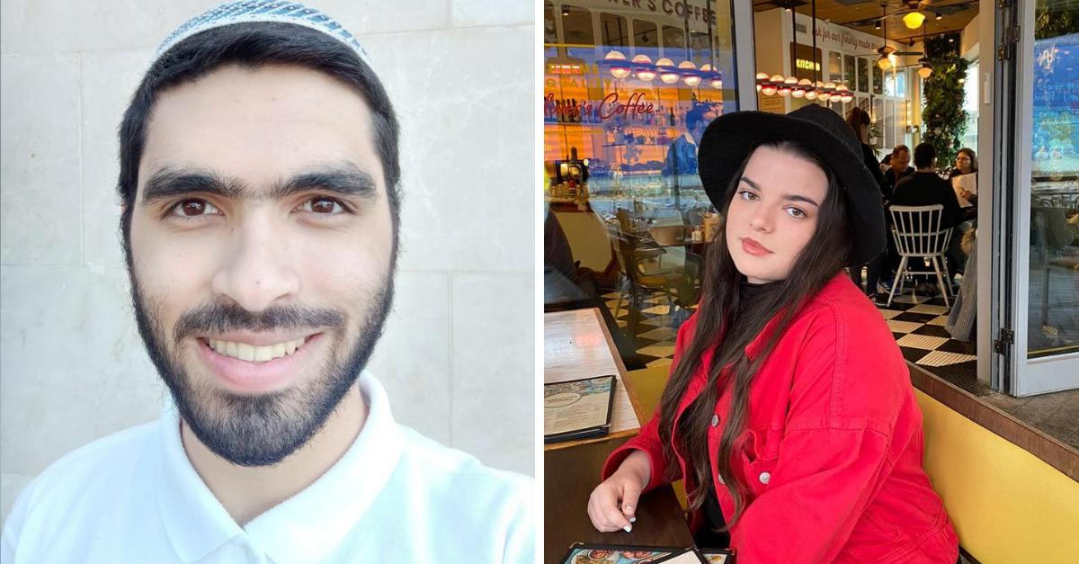 דנה באביץ' ואבישי אברהמוף