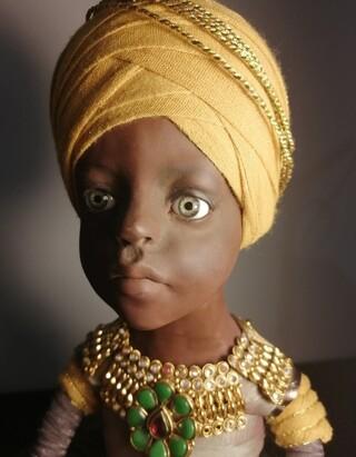 מתוך תערוכת הבובות יוניטי ארט