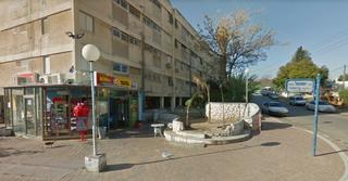 רחוב יוספטל נתניה (צילום: מפות גוגל)