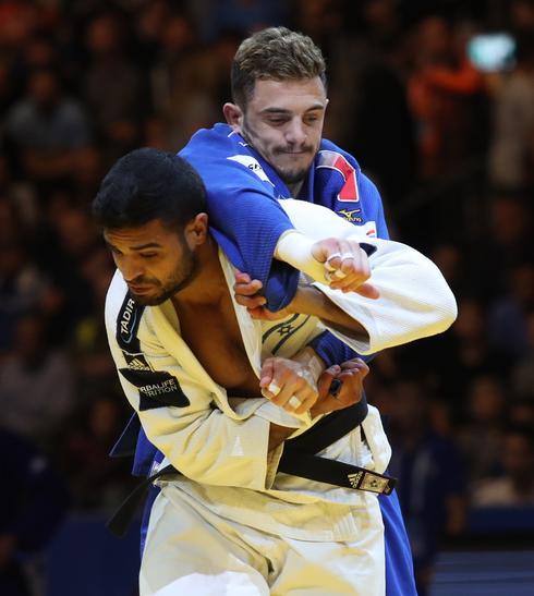מנצח בקרב - שגיא מוקי (צילום: אורן אהרוני)