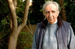 שורד השואה משה קוקליאנסקי חוגג את יום הולדתו ה-95 (צילום: פרטי באדיבות המשפחה)