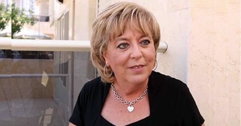 מרים פיירברג-איכר (צילום: עידו ארז)