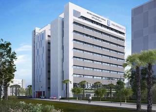 בניין בן 13 קומות ירכז את כל משרדי הממשלה במקום אחד (הדמייה: איתמר דויטשר תממן)