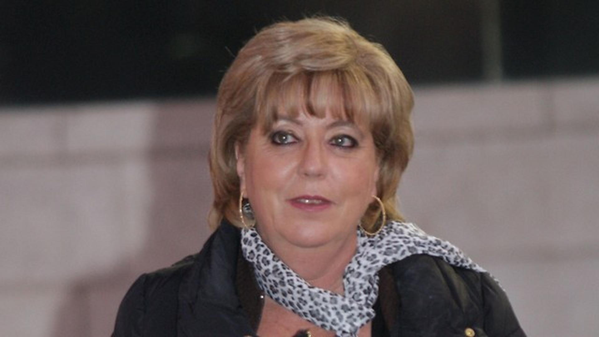 מרים פיירברג (צילום: אלכס קולומויסקי)