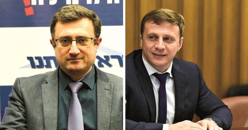 יואל רזבוזוב ורוברט אילטוב