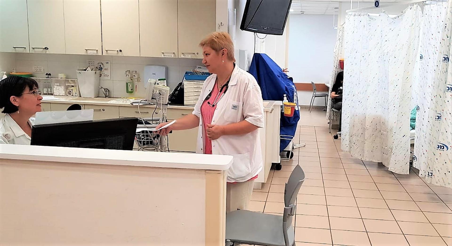 אלטרנטיבה יעילה ואיכותית לחדרי המיון | צילום: מכבי שירותי בריאות