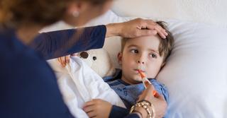 ילד חולה   צילום אילוסטרציה: shutterstock