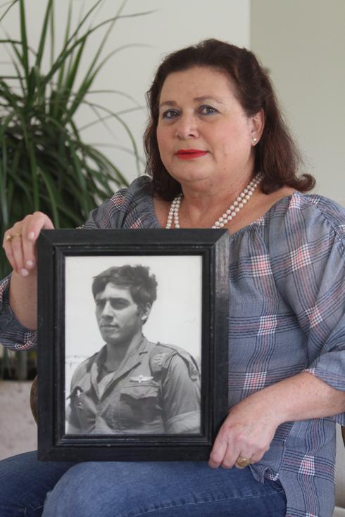 """רונית מרקו ואחיה אברהם מרקו ז""""ל  צילום: אסף פרידמן"""
