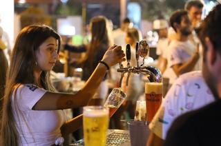 כך נראה פסטיבל בירה | צילום: איתמר רותם