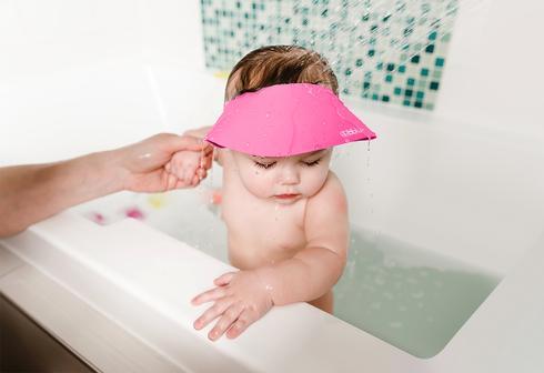 """כובע מצחייה לאמבט. יח""""צ"""