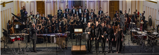 """אנסמבל טרמולו והתזמורת הלאומית של לביב. יח""""צ"""