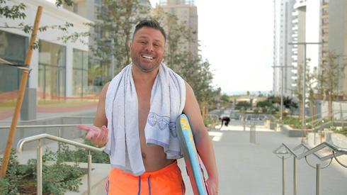 טילטיל בקמפיין למרכז מסחרי פיאנו. צילום: גיא להב